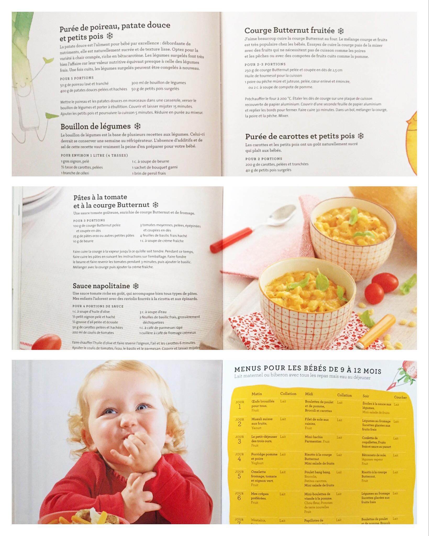 Bébé Mange De Tout Annabel Karmel Un Article De Régalez Bébé - Recette de cuisine pour bebe
