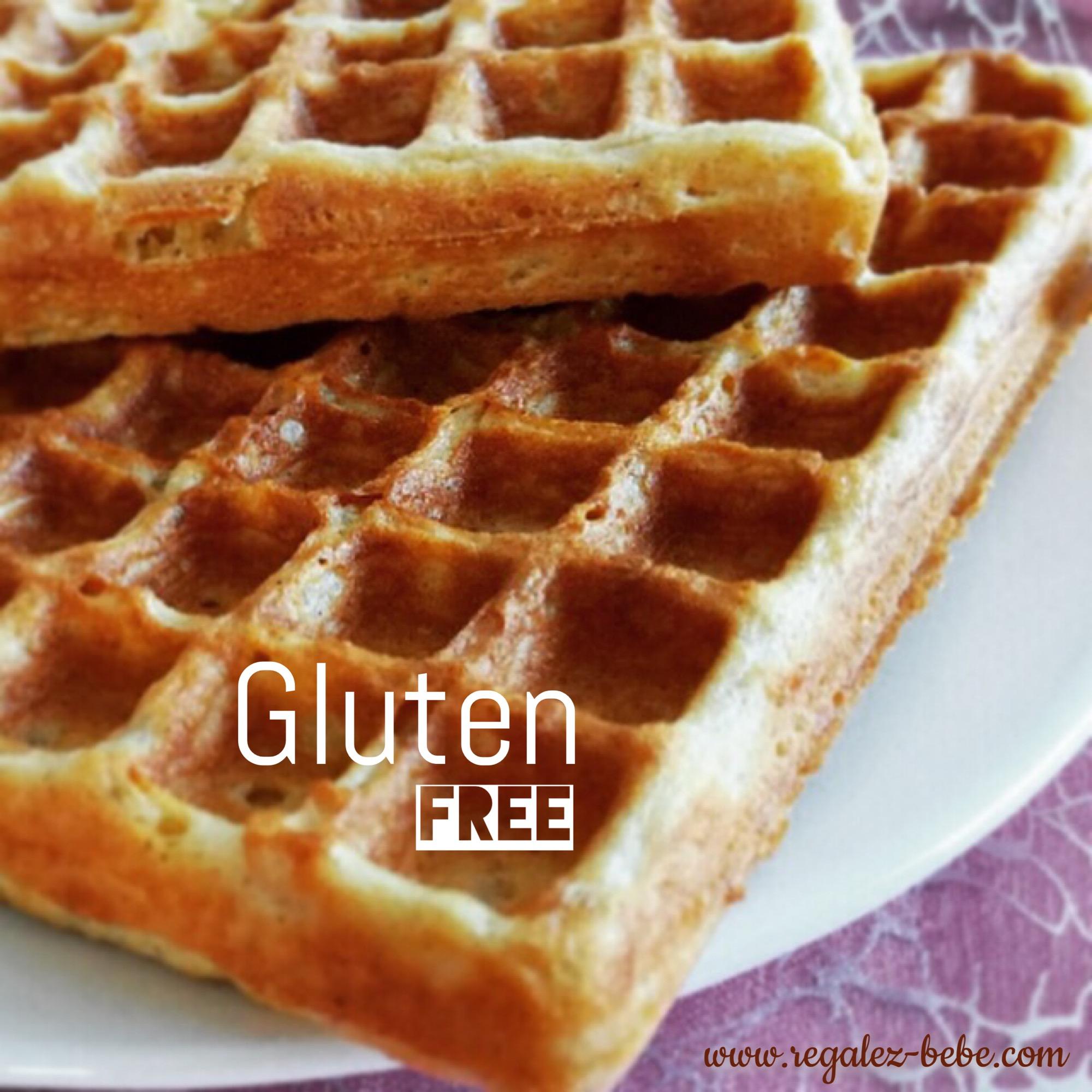 recette pate a gaufre sans gluten