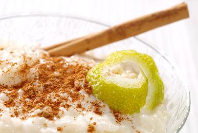 Gateau au yaourt riz au lait